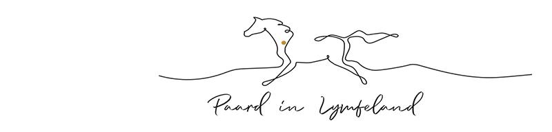 Paard in lymfeland